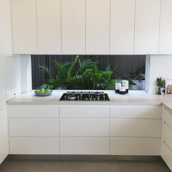 15 ventanas salpicadero de cocina