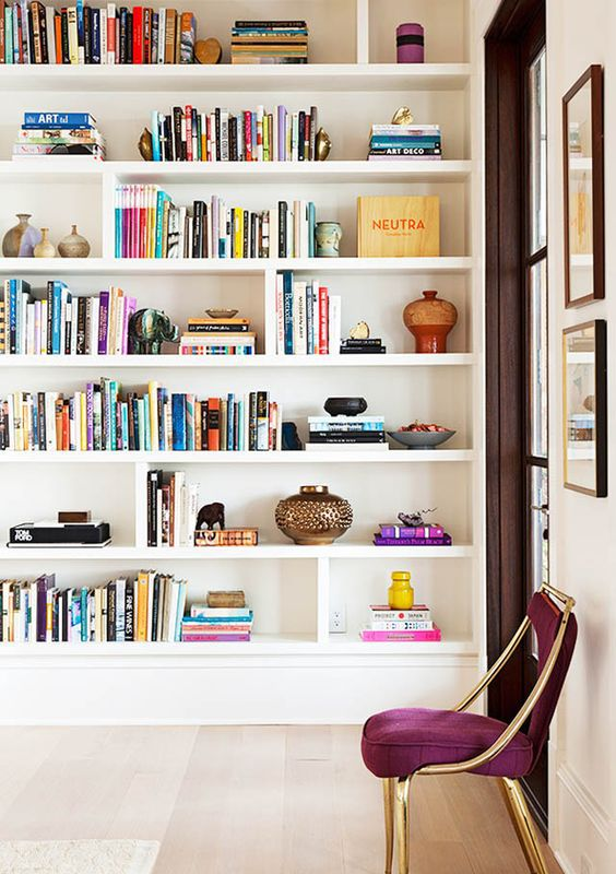 Impresionantes Ideas Para Crear Tu Biblioteca