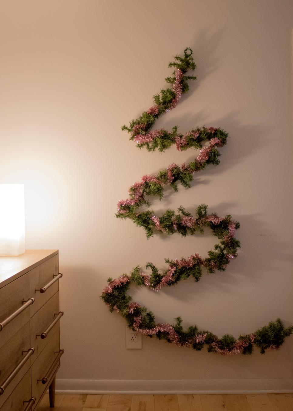 Rboles de navidad ideales para espacios peque os for Arbol de navidad pequeno
