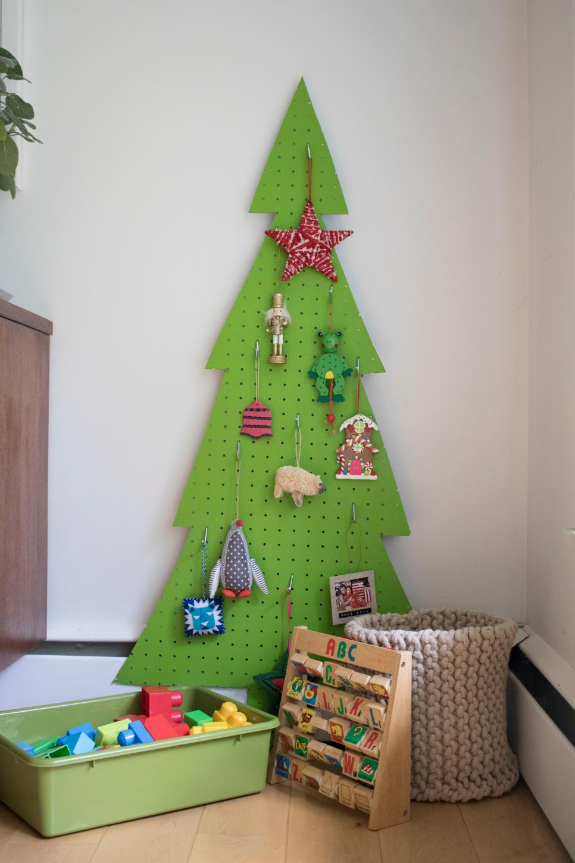 Rboles de navidad ideales para espacios peque os - Arboles de navidad pequenos ...
