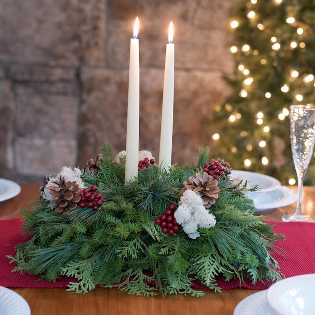 5 ideas para decorar tu mesa de navidad - Ideas para decorar mesa navidad ...