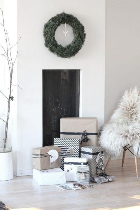 Deco navidad cajas de carton 13 gu a para decorar - Cajas de carton de navidad ...