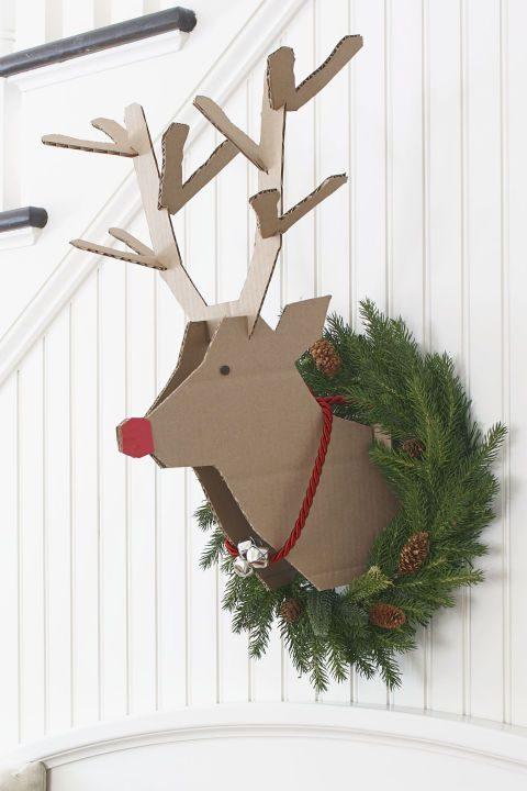 Deco navidad cajas de carton 9 gu a para decorar - Cajas de carton de navidad ...