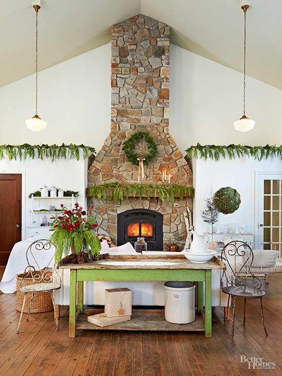 Decora tu living para la navidad con estas ideas deco - Como se decora un arbol de navidad ...