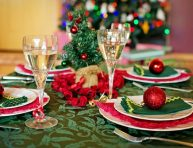 imagen 5 ideas para decorar tu mesa de Navidad