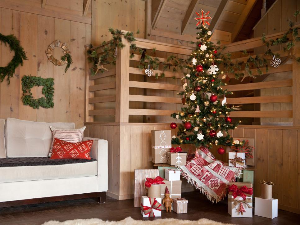 Una navidad de estilo escandinavo en casa - Una casa para navidad ...