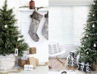 imagen 15 propuestas para tener un árbol de Navidad nórdico