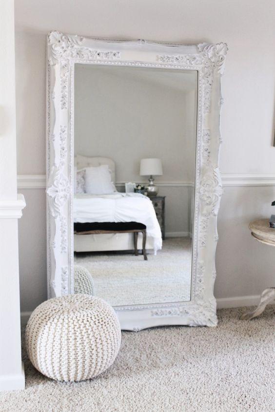 Decora tu hogar con espejos hasta el piso for Home design e decoro