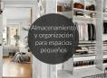 imagen Almacenamiento y organización para espacios pequeños