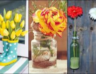 imagen 7 ideas creativas para decorar tu hogar con flores