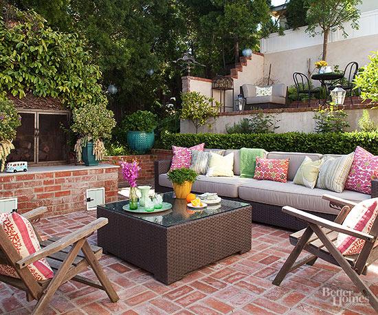 8 consejos para elegir muebles de exterior para tu patio for Muebles patio