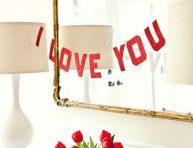 imagen Ideas para decorar tu casa en el día de los enamorados