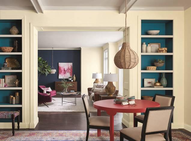 Cu les son las tendencias de decoraci n del hogar que for Decoracion el universo del hogar
