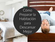 imagen Cómo preparar la habitación para descansar mejor