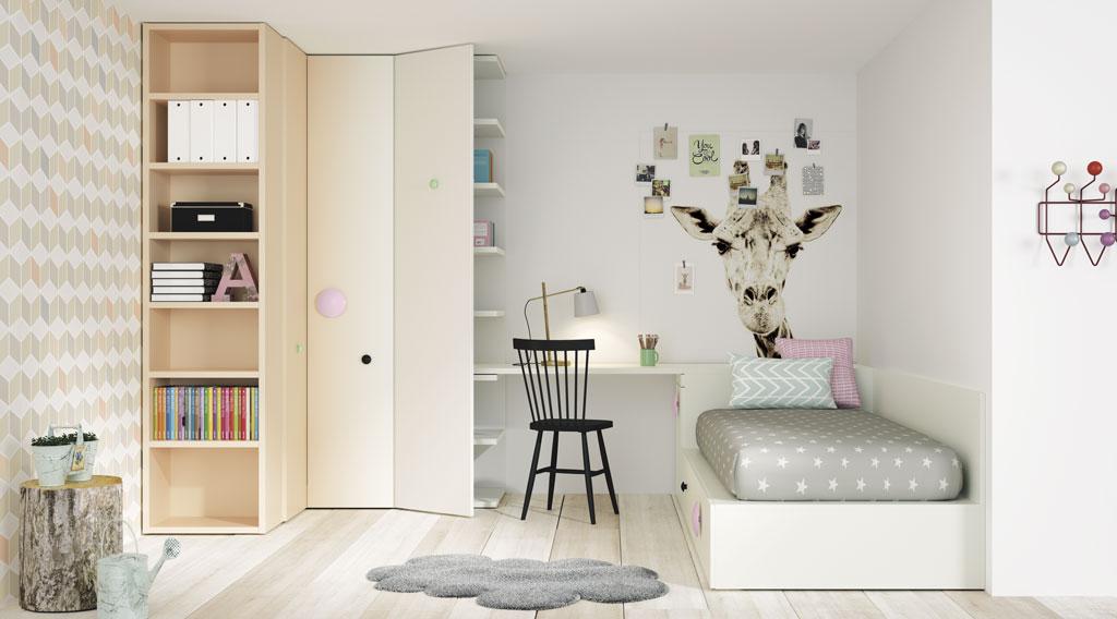Lagrama presenta sus novedades para dormitorios juveniles - Dormitorios juveniles en cordoba ...