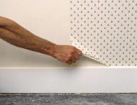 imagen Cómo quitar el papel pintado sin complicaciones