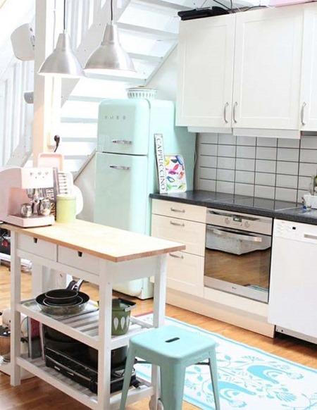 Decora y endulza tu cocina con colores pasteles - Mira y decora ...