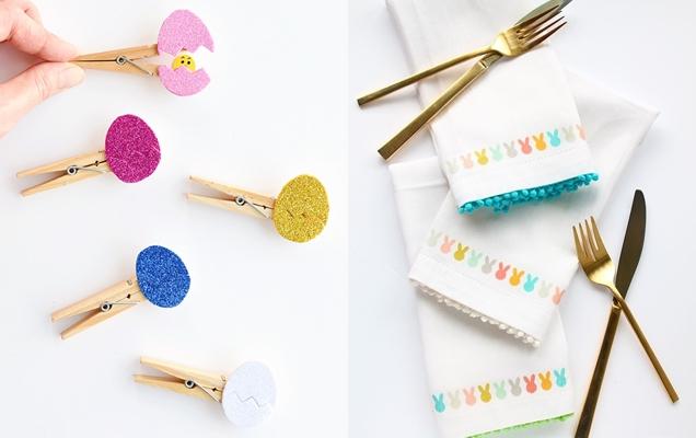 Ideas de decoracion DIY para Pascua5