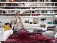 imagen Ideas para hacer una biblioteca en casa