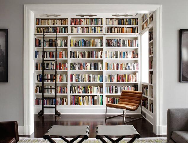 Ideas para hacer una biblioteca en casa - Ideas para hacer una casa ...