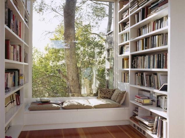Ideas Para Hacer Una Biblioteca En Casa