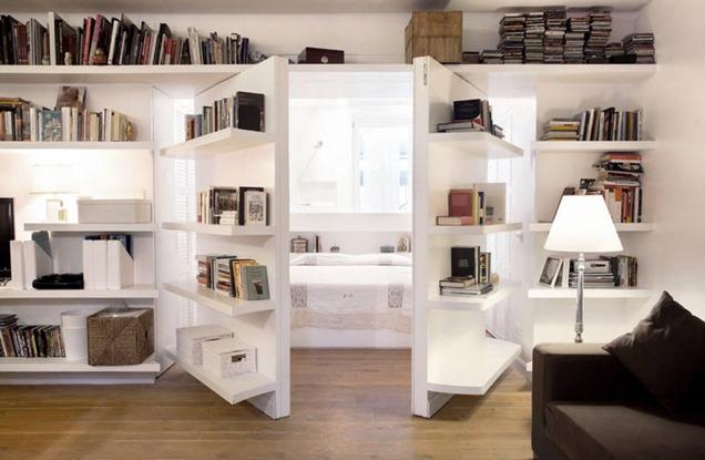 Home Design Ideas For Small Homes: Ideas Para Hacer Una Biblioteca En Casa