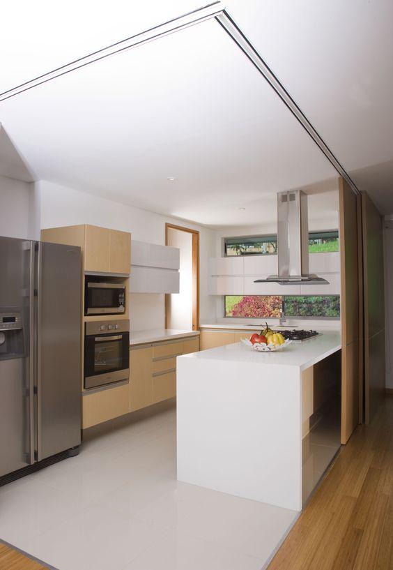 Es hora de tener la cocina de tus sue os for Cocinas angostas