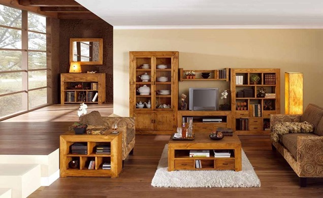 5 tipos de madera para el hogar