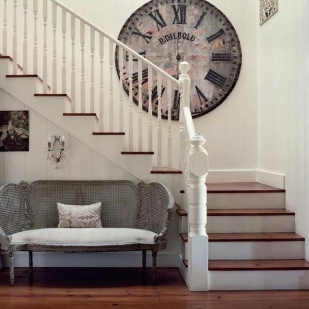 Cómo Acertar Con La Decoración De La Escalera