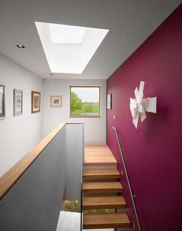 Como Acertar Con La Decoracion De La Escalera - Cuadros-para-escaleras