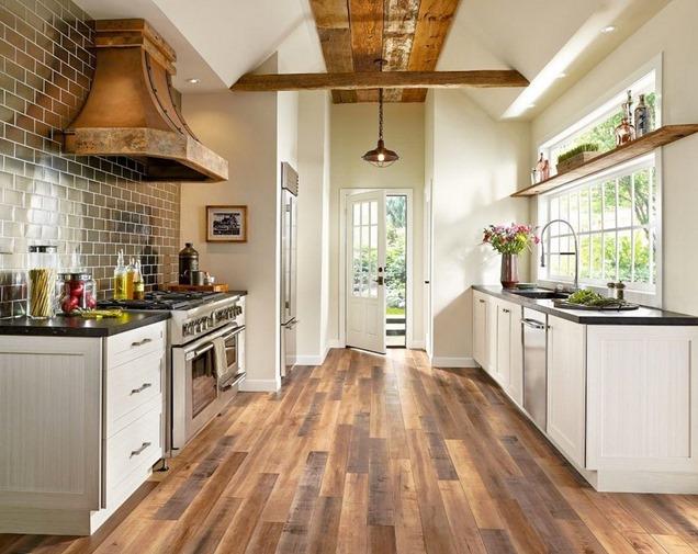 Como elegir el piso de la cocina1