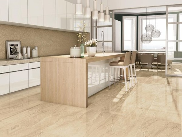 Como elegir el piso de la cocina aqu te lo contamos for Piso de concreto cera cocina