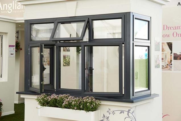 Ventajas y desventajas de las ventanas de aluminio for Modelos de ventanas de aluminio para exteriores