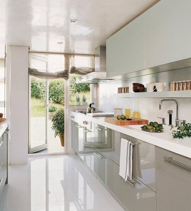 Consejos para decorar una cocina pequena alargada3 gu a for Consejos de cocina