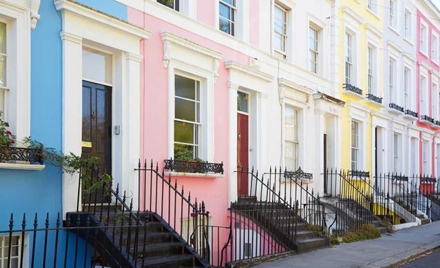 Consejos para pintar el exterior de tu hogar