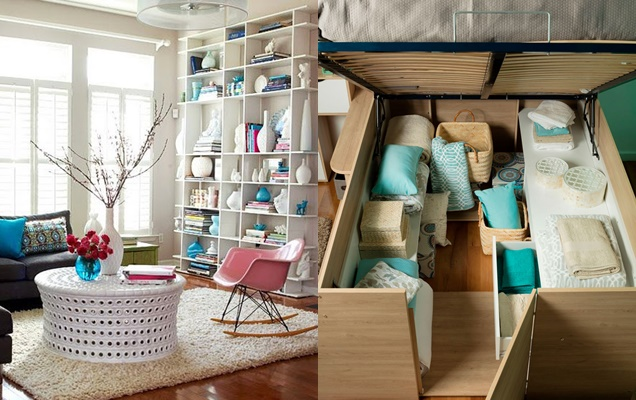 Gu a para decorar decoraci n de interiores ideas y for Ideas para departamentos