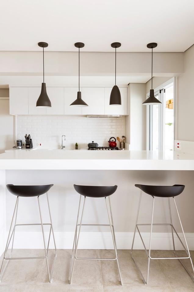 Banquetas para la cocina 20 modelos para inspirarse for Banquetas altas modernas