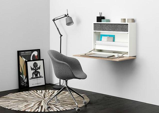 escritorios plegables para tu hogar 3