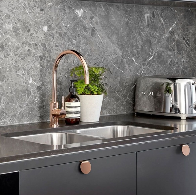 ideas y consejos para los revestimientos de la cocina 4