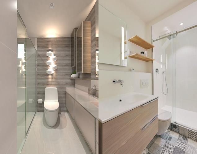 qu tipos de revestimientos usar para el ba o On revestimiento de baños fotos