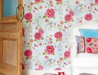 imagen Como renovar tu casa con papel mural fácilmente