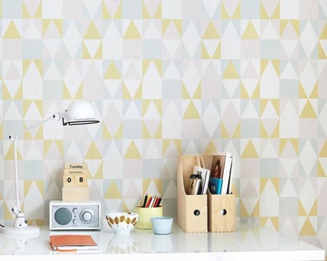 renovar con papel mural 26
