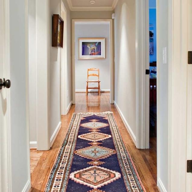Con qu colores pintar el pasillo - Gama de colores para pintar paredes de pasillos ...
