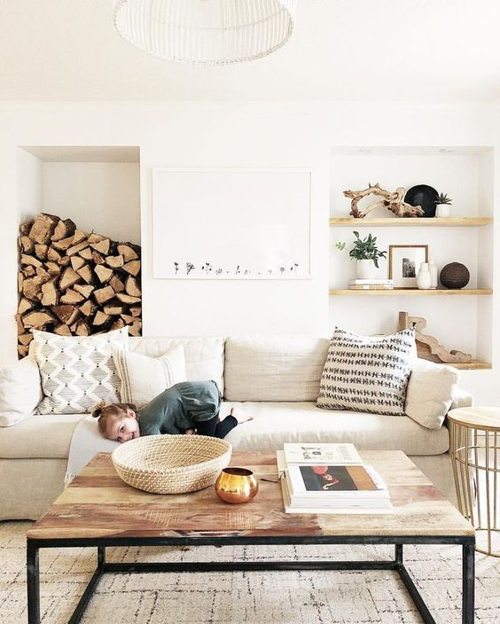 Ideas deco para el living 24