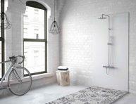 imagen Platos de ducha que cambian radicalmente tu baño