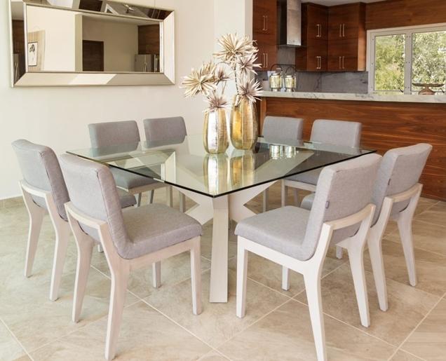 Cómo escoger la mesa de comedor ideal