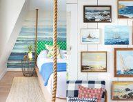 imagen Dale a tu casa un estilo marítimo con estas ideas