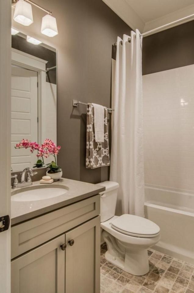consejos para un buen ba o de invitados. Black Bedroom Furniture Sets. Home Design Ideas