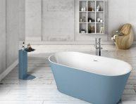 imagen Bañeras exentas: un baño de sensaciones en tu hogar