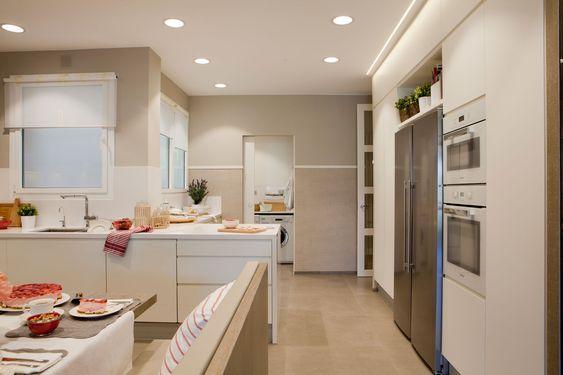 5 claves para iluminar espacios peque os con focos led - Decoracion iluminacion de interiores ...